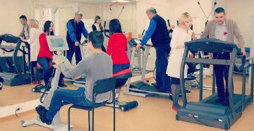 Приглашаем на реабилитацию пациентов с последствиями инсультов, травм головного мозга, остеохондроза, болезнью Паркинсона.
